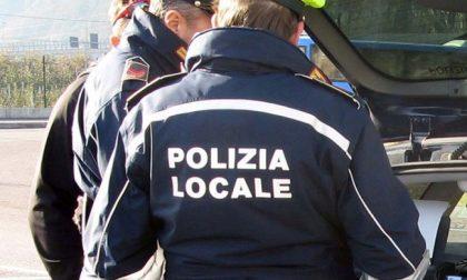 Agente interviene su giovani vandali e si infortuna per rincorrerli. L'appello del sindaco