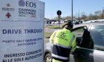 Decisa la sospensione delle vaccinazioni anti-Covid al drive through di Trenno