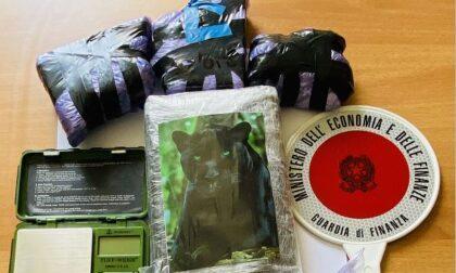 Maxi blitz: 10 arrestati e 4 chili coca e hashish sequestrati. Ultrasettantenni usati come corrieri della droga