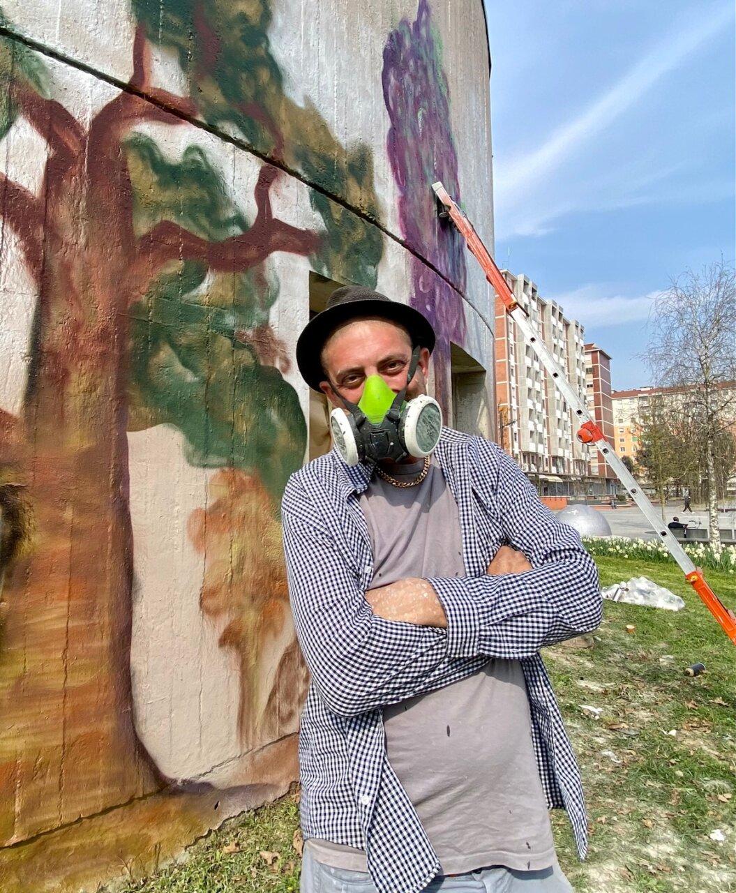 writer Hello Marte centro civico