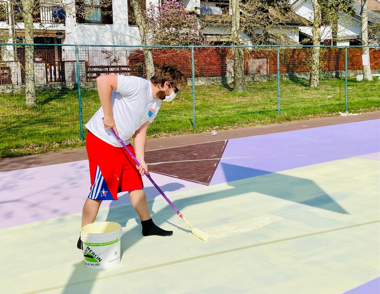 l'associazione Hard in the Paint Milano