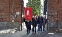 """Cerimonia del 25 aprile a Corsico: """"Raccogliamo i valori lasciati, contro la rabbia di questo mondo"""""""