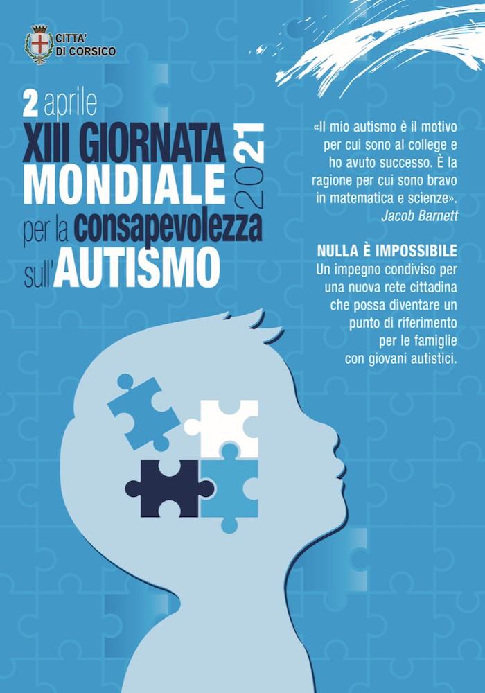 Giornata autismo Corsico