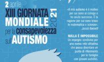 """Giornata dell'autismo: a Corsico il Comune si """"tinge"""" di blu"""