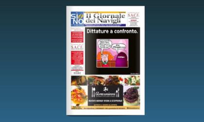 Ritorna l'edizione settimanale del Giornale dei Navigli. Puoi riceverlo anche via mail.