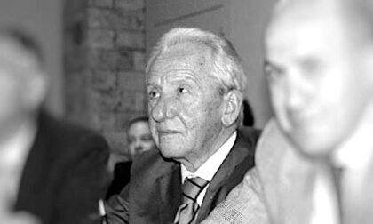 Dolore per la scomparsa di Luciano Pechini, storico imprenditore di Buccinasco