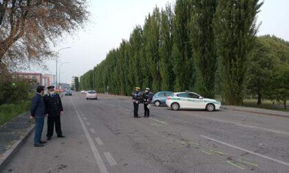 Omicidio stradale a Corsico, la Polizia locale analizza i video delle telecamere