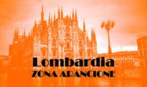 E' ufficiale: Lombardia torna zona arancione da lunedì 12 aprile