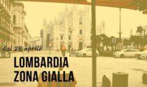 Ufficiale: Lombardia in zona gialla da lunedì. Ecco cosa possiamo tornare a fare