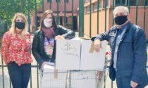 La biblioteca di Baggio dona 300 libri alle scuole di Corsico