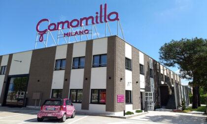 Camomilla Milano apre il suo nuovo Factory Store ad Assago