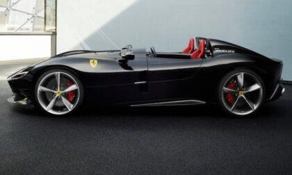 Cristiano Ronaldo ha ampliato ulteriormente il suo garage: in arrivo la Ferrari Monza