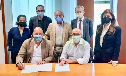Teleriscaldamento a Rozzano, firmato protocollo di intesa con Aler, Comitato Tutti Insieme e Sunia