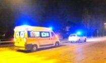 Incidente auto contro moto a Rozzano, gravissimo motociclista di 26 anni