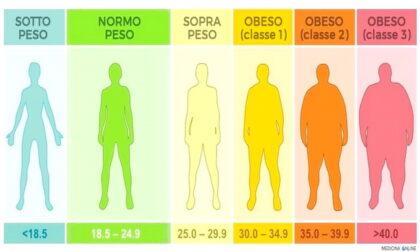 Cos'è e come calcolare l'indice di massa corporea