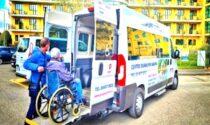 Progetti del Cuore, un pulmino ad Auser per il trasporto di anziani e fragili