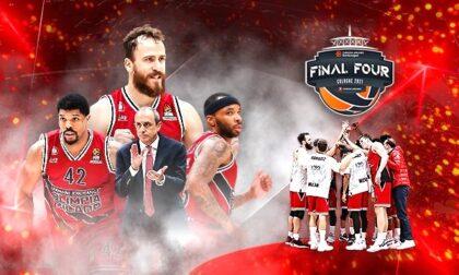 Eurolega: l'Olimpia Milano conquista le Final Four dopo 29 anni!!!!