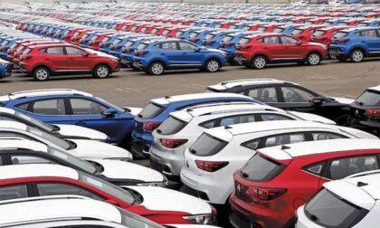 Mercato auto Aprile 2021: -17,1% rispetto al 2019
