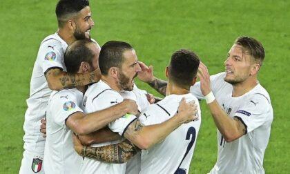 Italia-Svizzera: tre punti per ottenere la qualificazione