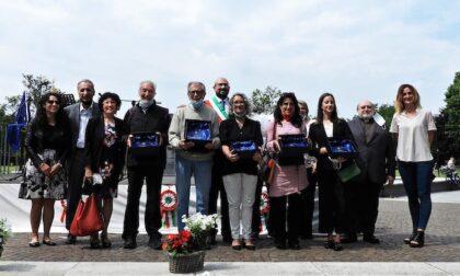 Civiche Benemerenze, Il sindaco: Un esempio per la Cesano di oggi e di domani