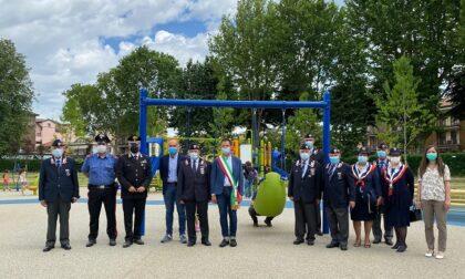 A San Giuliano nasce il parco inclusivo: giochi e attrezzature anche per disabili