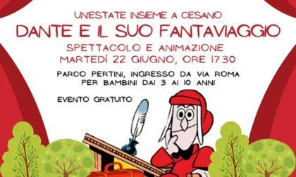 Estate a Cesano: cinema, teatro e giochi per chi rimane in città
