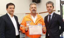 Addio a Maurizio Bonanomi, volontario della Croce Bianca di San Giuliano