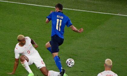 Italia-Svizzera 3-0 : le pagelle