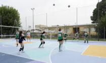 Campetti da basket a Buccinasco, divieto di gioco dalle 22 alle 10
