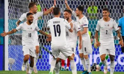 Turchia - Italia 0-3: dominio azzurro