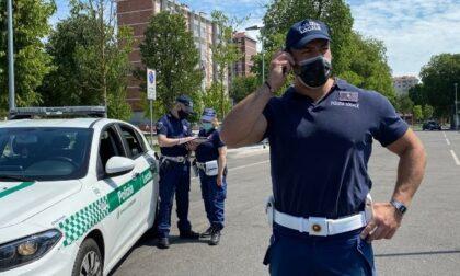 Polizia locale, potenziato l'organico: altri 9 agenti assunti a Rozzano
