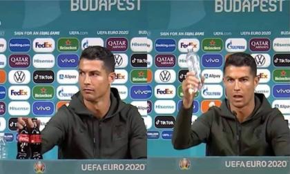 Ungheria - Portogallo | Show di Cristiano Ronaldo durante la conferenza stampa