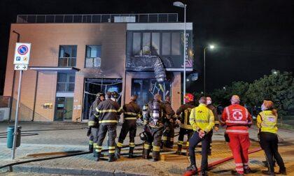 Incendio alla palestra Fit Boutique, parte la gara di solidarietà: raccolti oltre 22mila euro