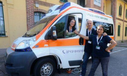 Croce Verde Soccorso a Buccinasco, 76 interventi nel primo mese di servizio col 118