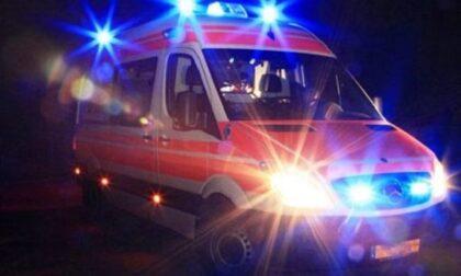 Sbatte in moto contro un paracarro: 49enne muore sul colpo