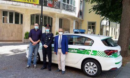 Ufficio Mobile della polizia locale a Cesano: sportello e servizi in mezzo alle persone