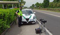 Controlli sul traffico a Corsico: eccesso di velocità per il 10% dei veicoli