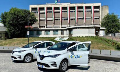 A Rozzano due auto elettriche per gli spostamenti dei dipendenti comunali
