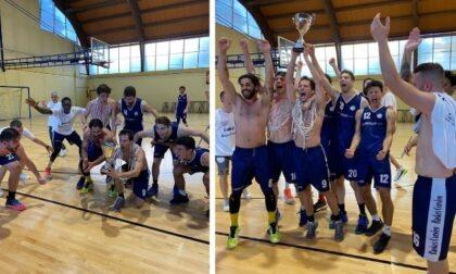 Arcadis Basket Corsico è promossa in Serie C Silver: cronaca di una giornata che vale una stagione (forse 2)