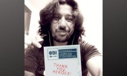 La vita del soccorritore vista da Francesco Nucera: il libro che racconta gli eroi del covid