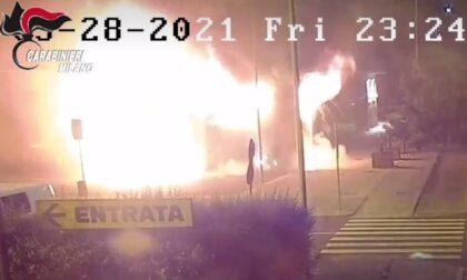 """Incendio alla palestra, """"fondamentali per le indagini le telecamere"""""""