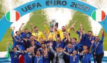 L'Europeo di Daniele   Siamo campioni d'Europa!!!!!!!