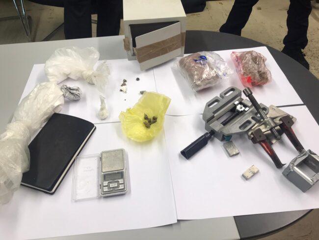 Due arresti traffico droga Cesano
