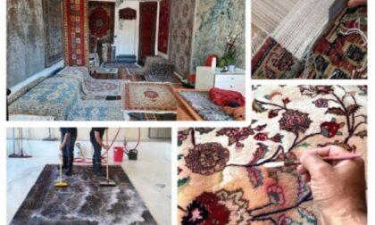 I tappeti persiani e orientali sono rinomati per la loro qualità e diventano un investimento sicuro nel tempo.
