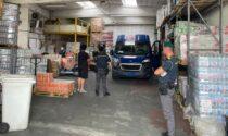 Alimenti rubati e rivenduti: due denunce e merce sequestrata a Corsico