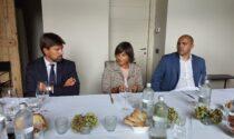 Debora Serracchiani in visita a Netweek