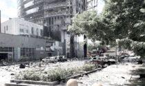 Incendio palazzo in via Antonini a Milano: tutte le indagini