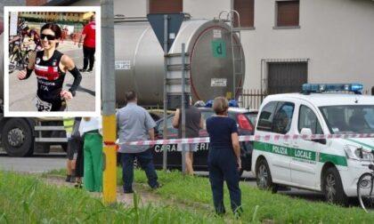 Travolta e uccisa da un camion: triatleta 32enne morta