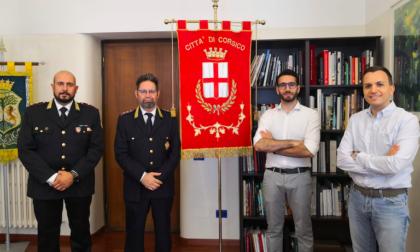 Un nuovo vicecommissario al Comando della polizia locale di Corsico