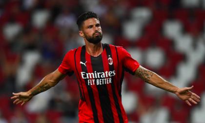 Sampdoria-Milan: esordio rossonero